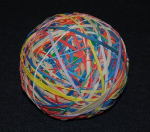 elastic ball